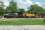 NS 2724 & UP 2914